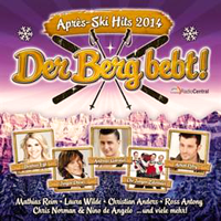 CD Cover Der Berg bebt