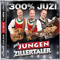 CD Cover 300% Juzi